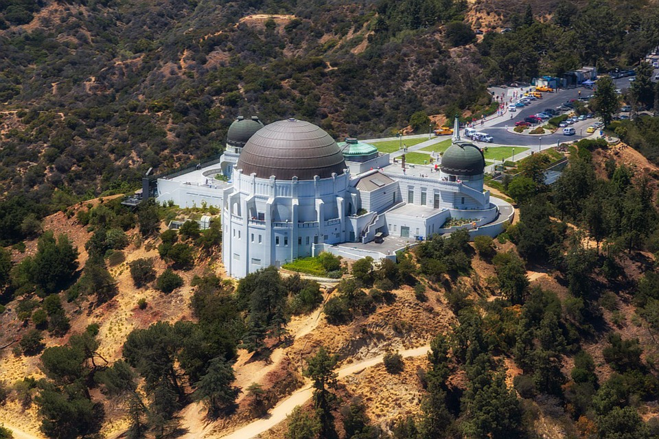 Griffith Observatory - Fun things to do in LA
