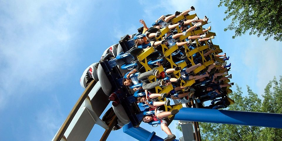 Scariest rides in the world