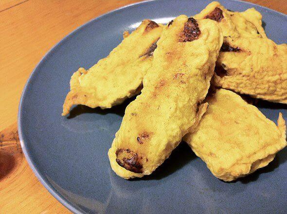 Ethakka Appam (Banana Fritters)