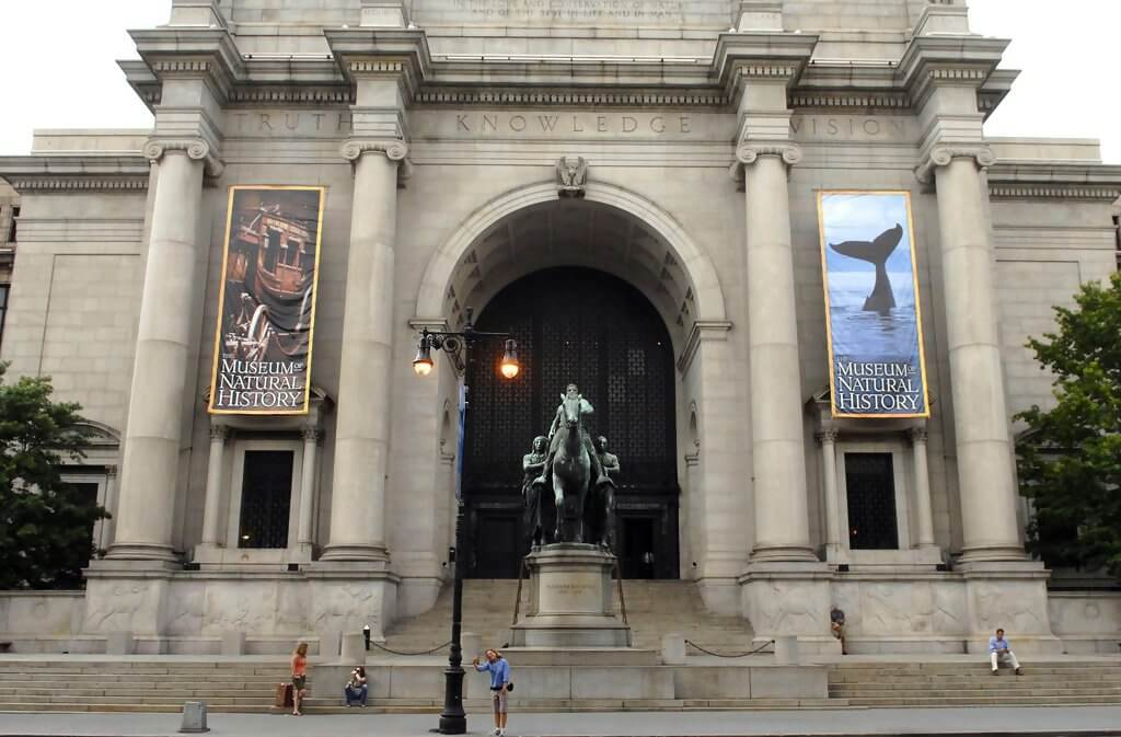 The American Museum of Natural History :Best places in New York