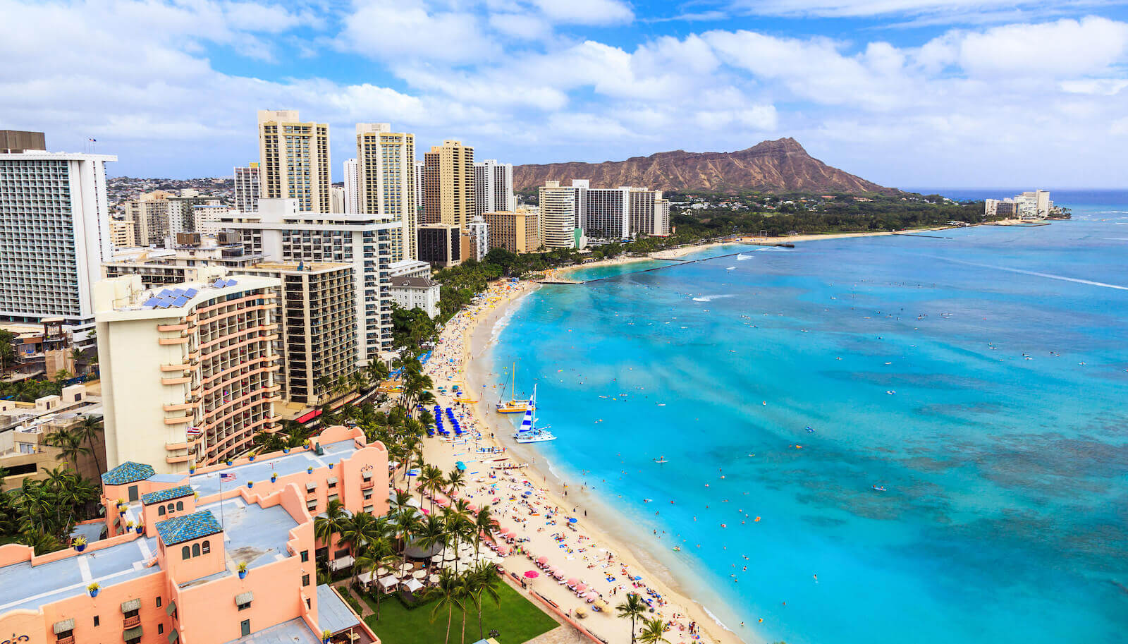 Hawaii  : Best Holiday Destinations In USA