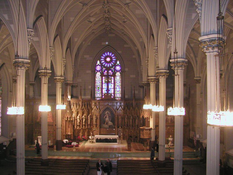St. Patrick's Cathedral : Best places in New York