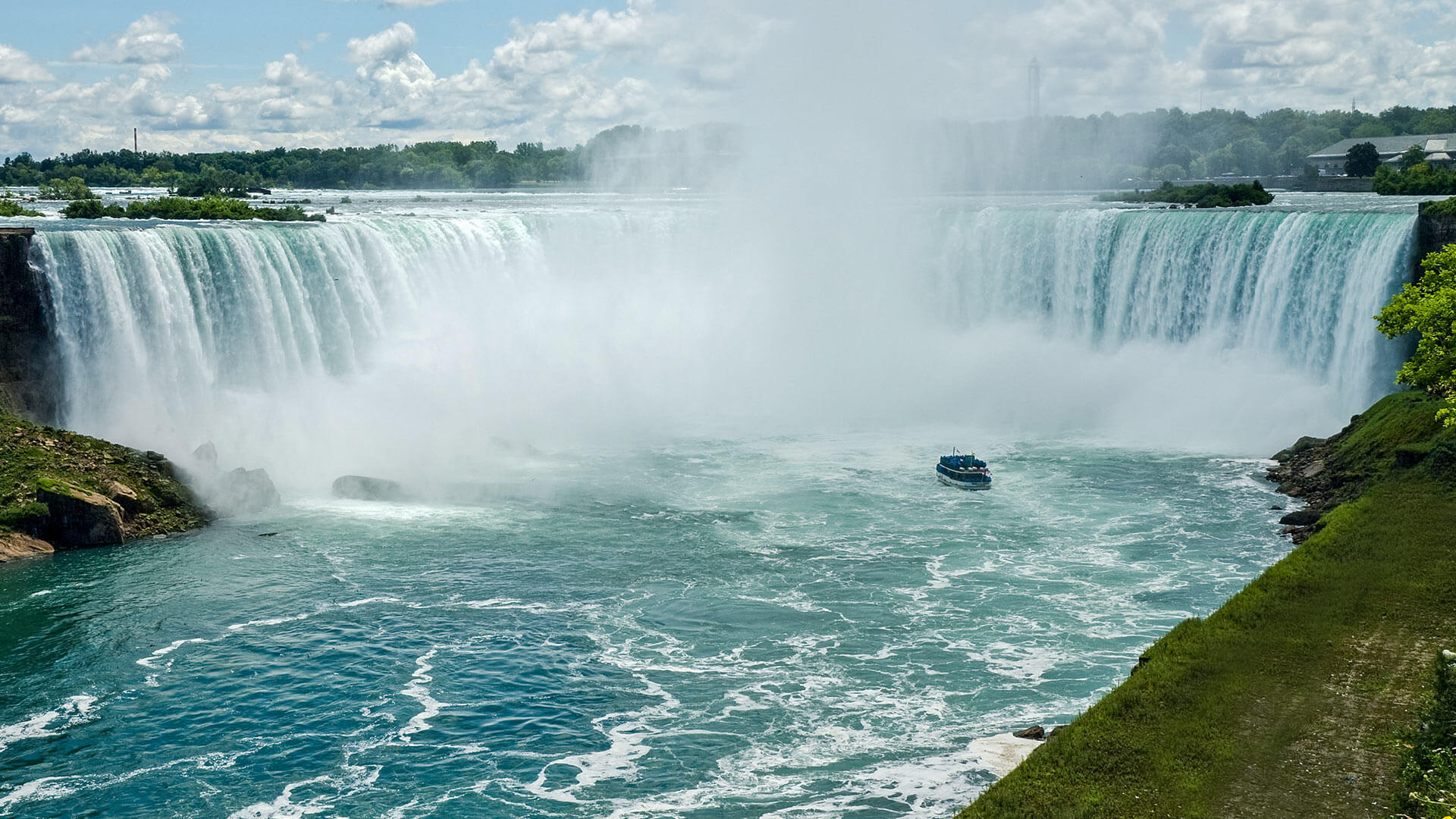 Niagara Falls : Best places in New York