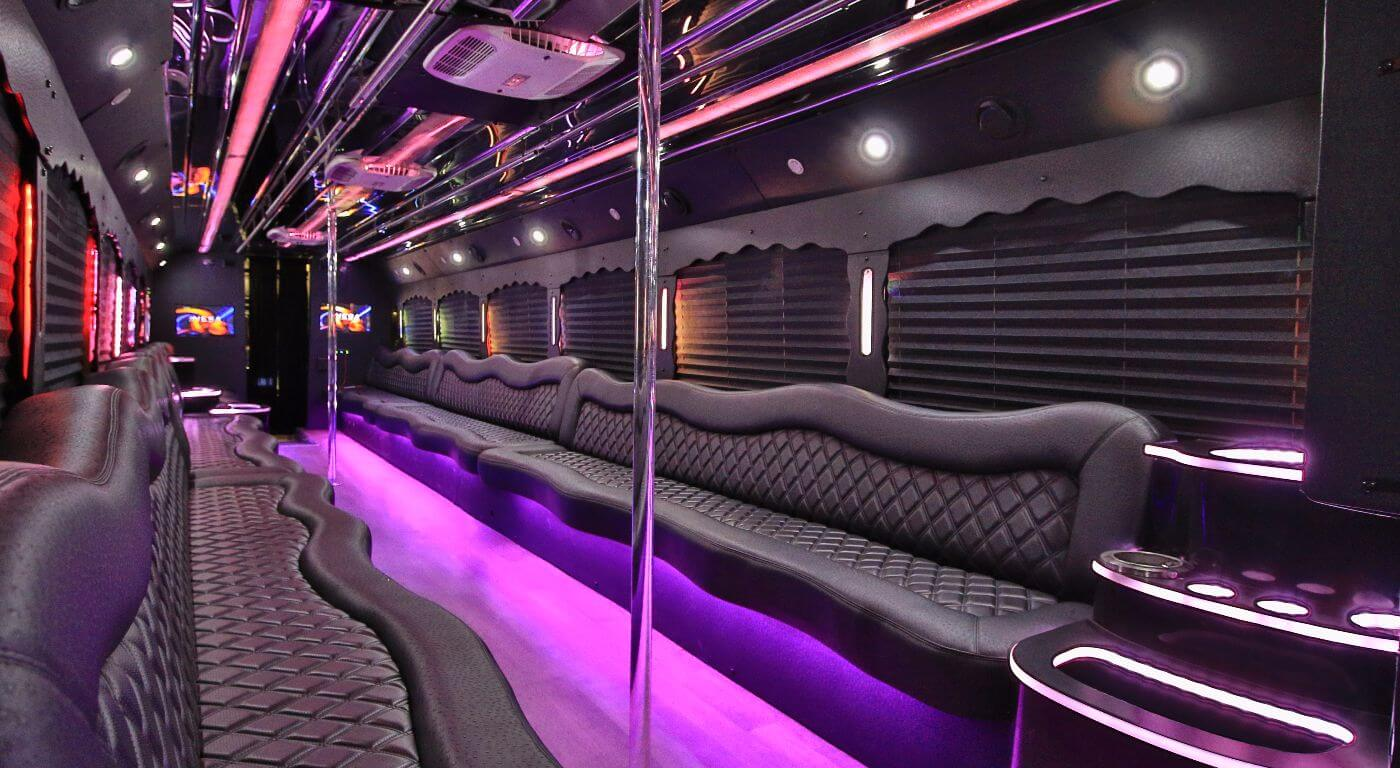 Nightclub Tour by Party Bus : Things to do in Las Vegas