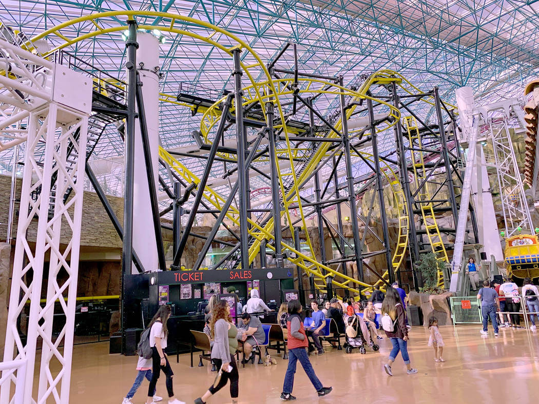 Adventure dome Theme Park : Things to do in Las Vegas