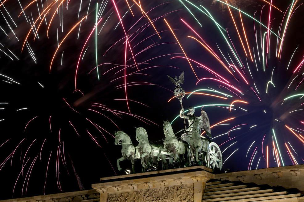 Berlin : New Year Eve