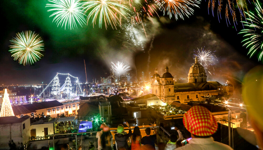 Cape Town : New Year Eve
