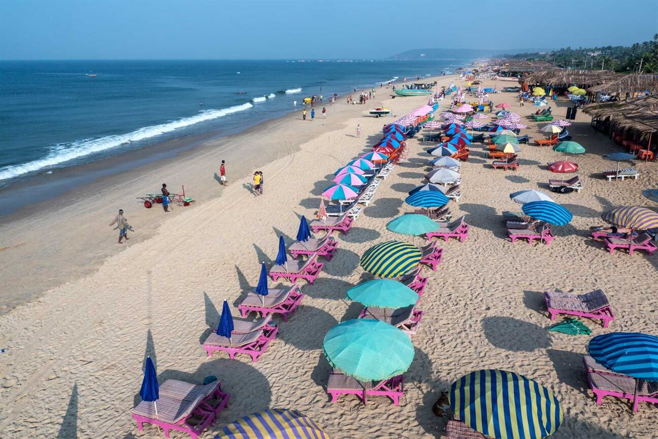 Lively and Blissful Goa