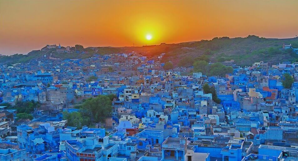 Jodhpur- the Blue City